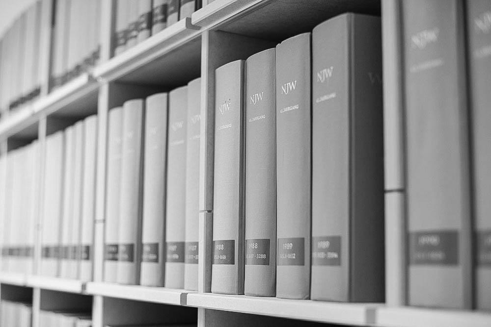 Rivet Lentz und Koene Rechtsanwälte Bücher