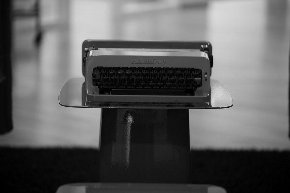 Rivet Lentz und Koene Rechtsanwälte Schreibmaschine
