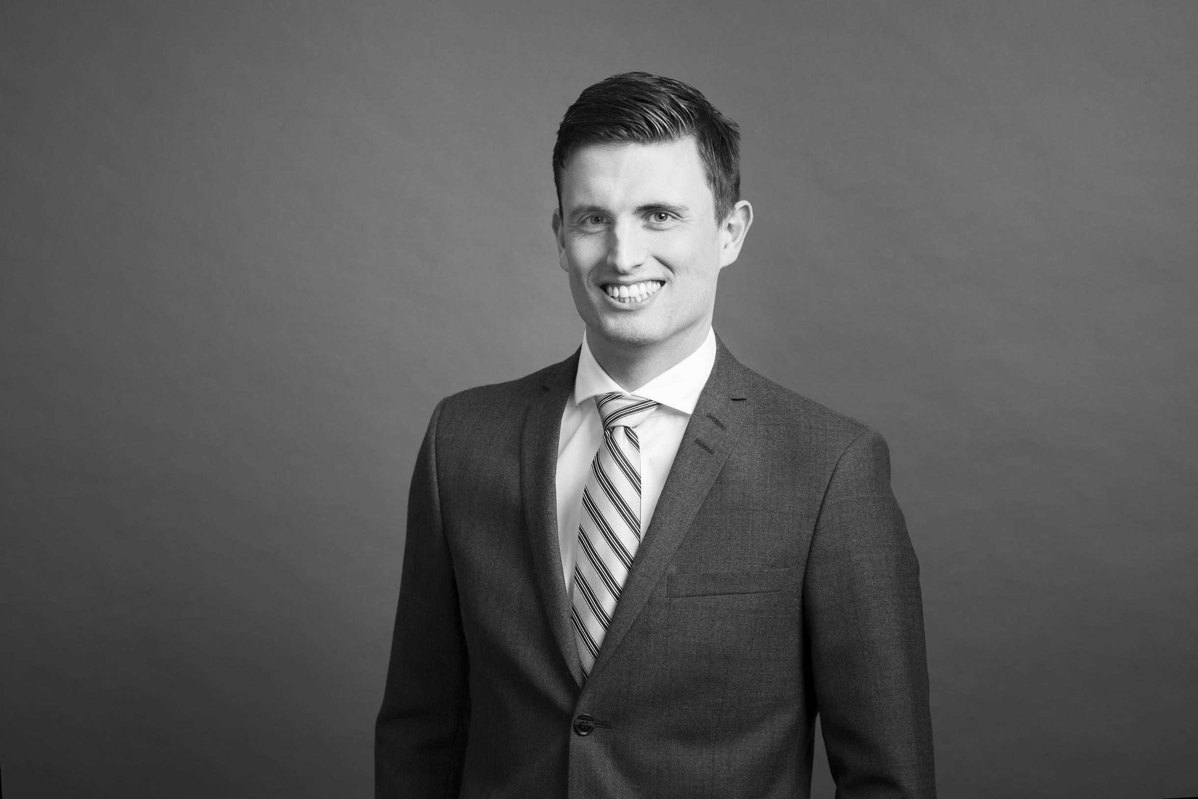 Rechtsanwalt Patrick Rivet Portrait