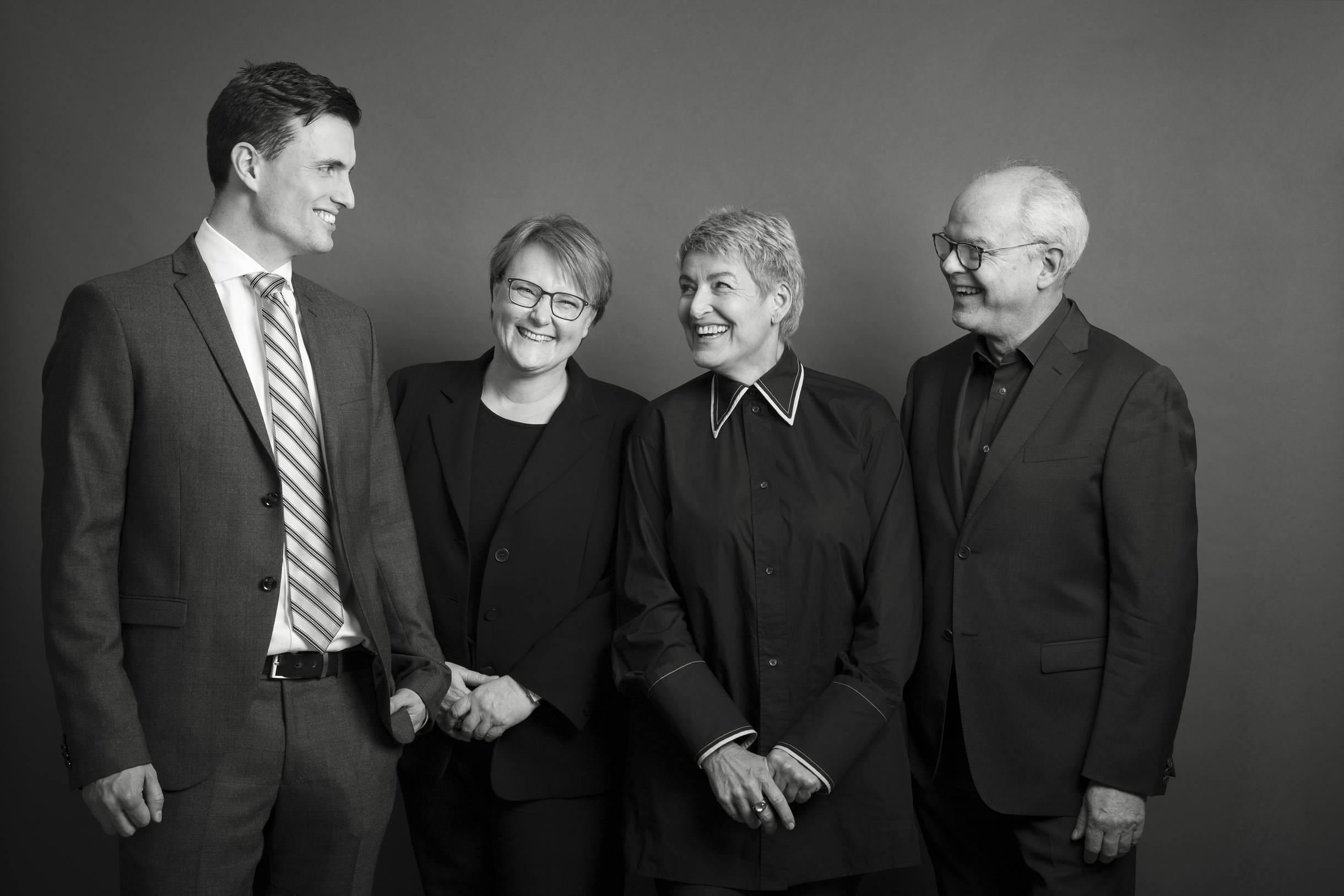 Rivet Lentz und Koene Rechtsanwälte Teamfoto